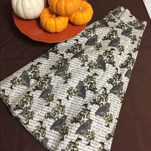 Witch Themed Skirt 🧙🏼♀️🕸🎃